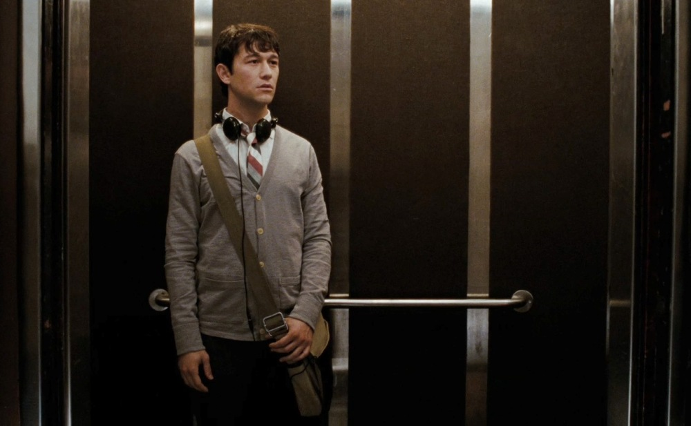 Still of Joseph Gordon Levitt as Tom from 500 days of summer