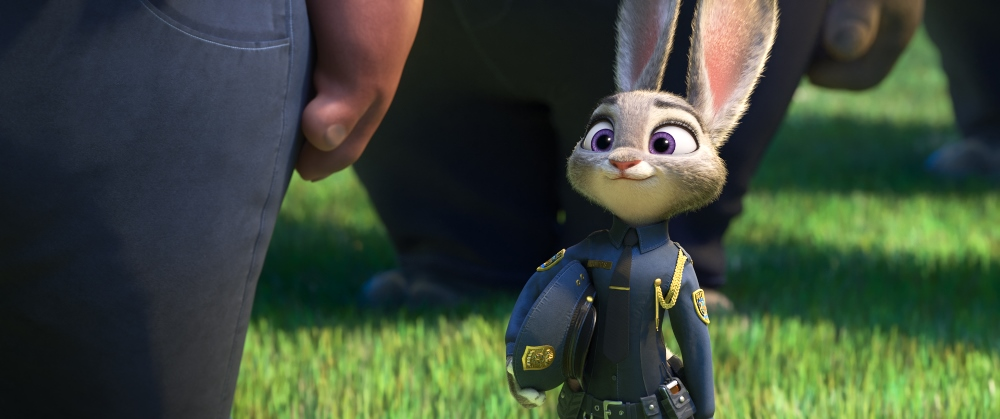 Still of Judy Hopps in Zootopia