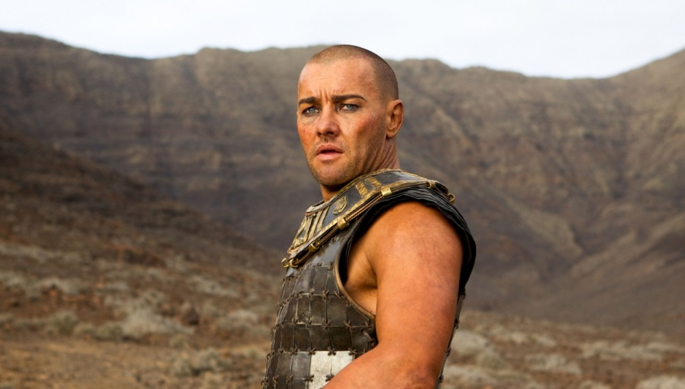 Still of Joel Edgerton as Ramses in Exodus Gods and Kings movie