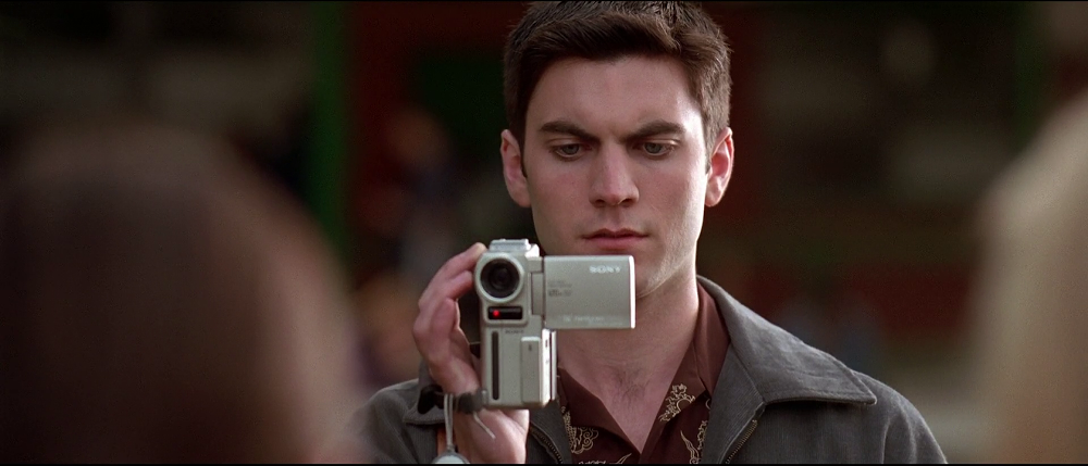 Still of Wes Bentley as Ricky Fitts in American Beauty