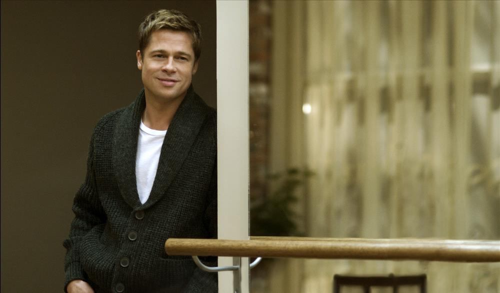 still of brad pitt as benjamin button in the curious case of benjamin button