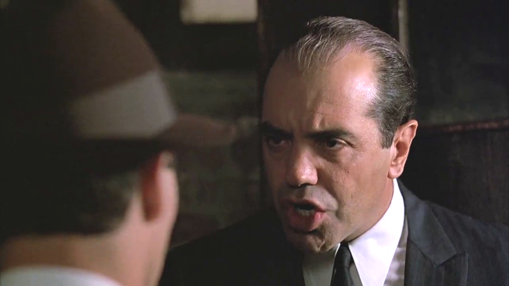 A still of Chazz Palminteri as Sony in A Bronx Tale