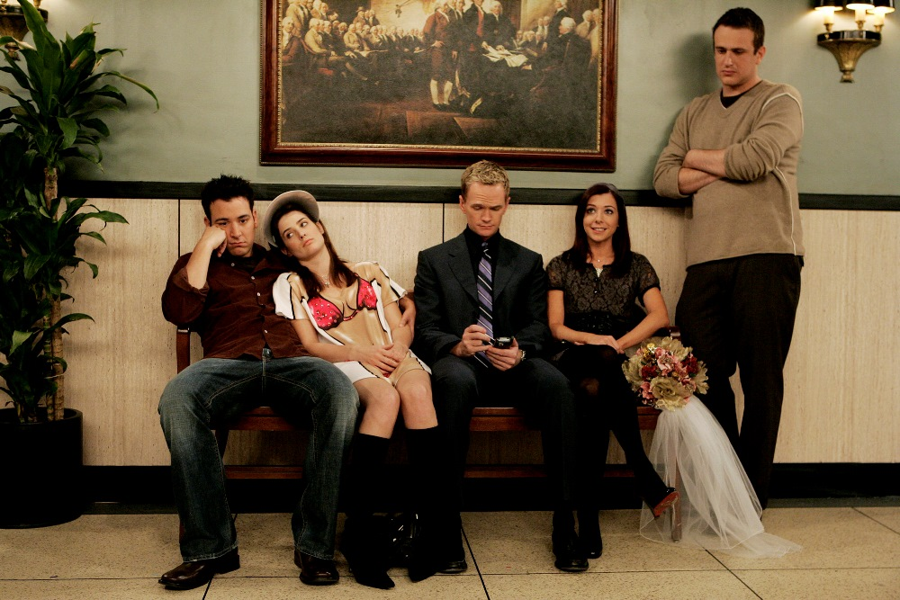 how i met your mother is over sad