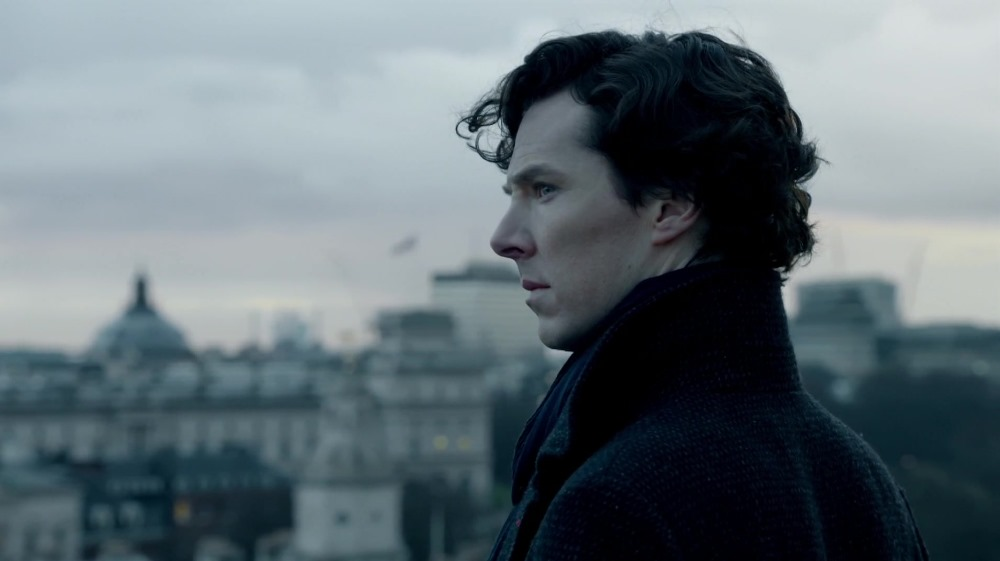 still of benedict cumberbatch from sherlock