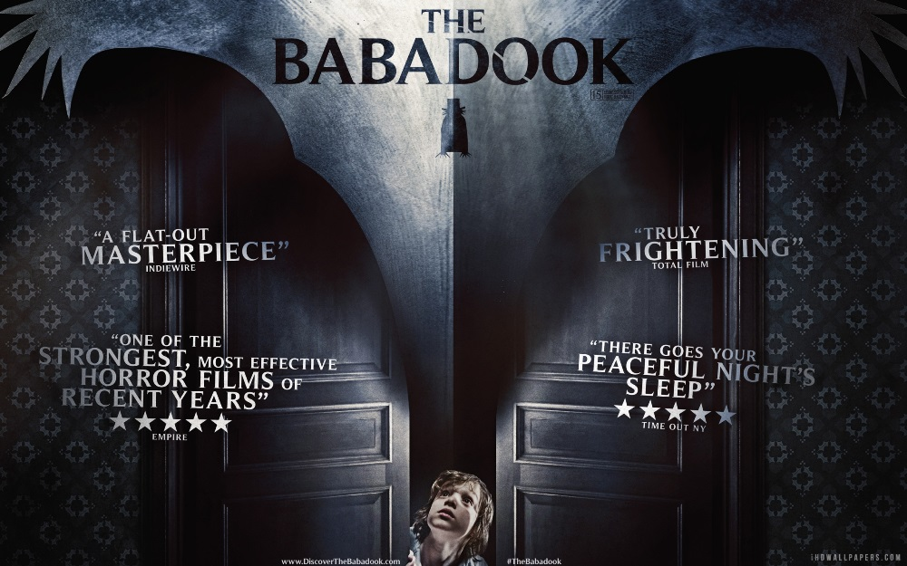 the babadook movie wallpaper