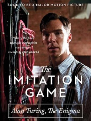 Straight from a movie Imitation Game