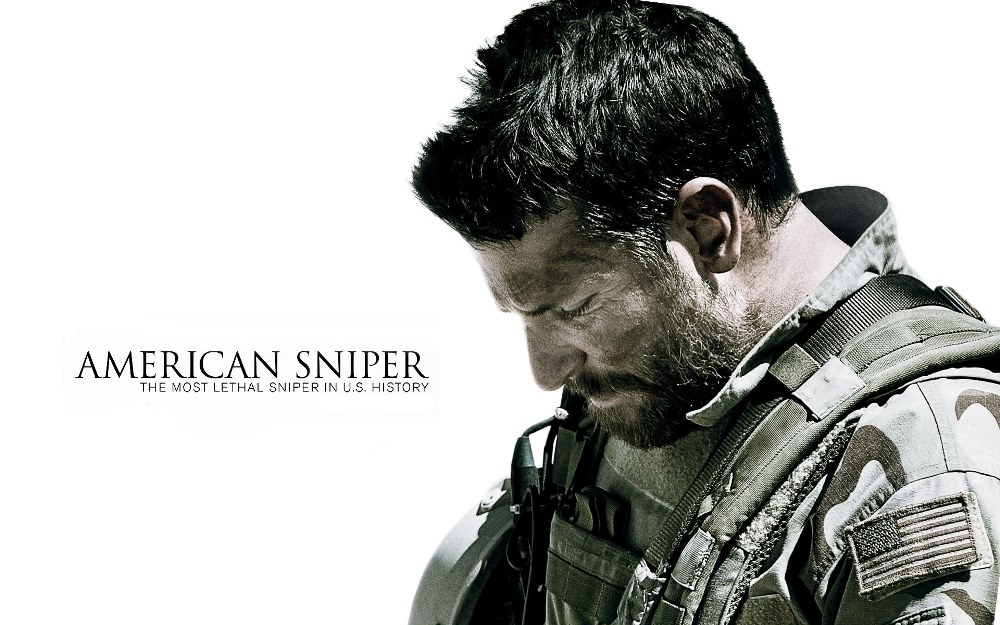 bradley cooper in american sniper movie wallpaper