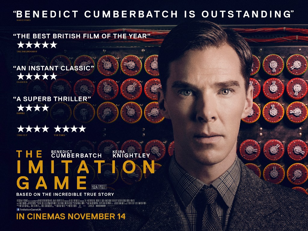 Straight From a movie the imitation game