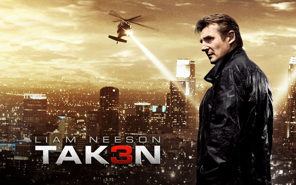 Wallpaper of taken 3