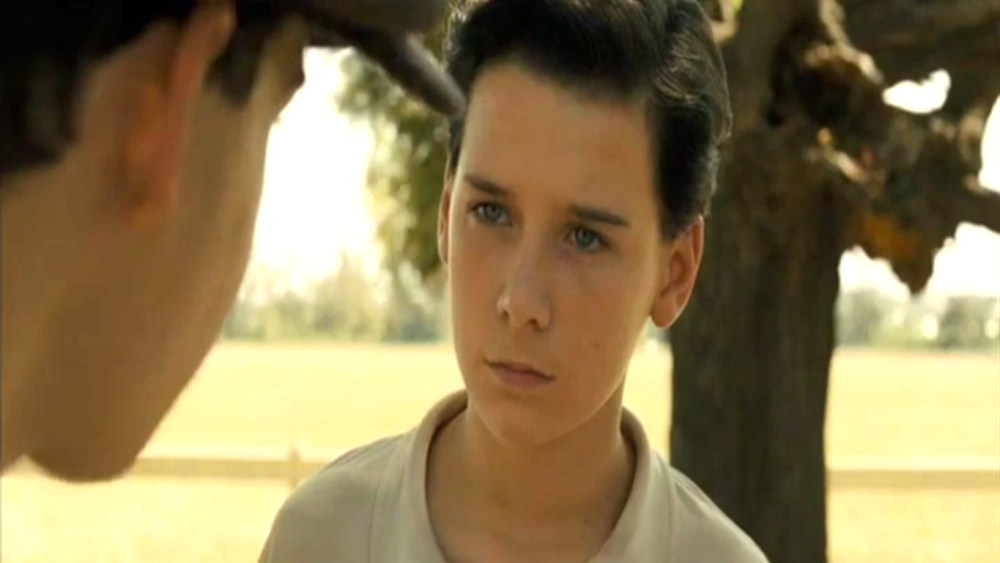 still of C.J. Valleroy as Young Louie in Unbroken