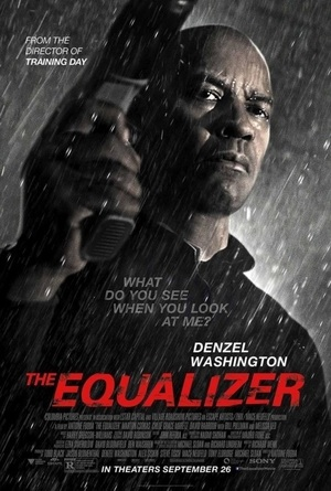 Straight from a movie The Equalizer