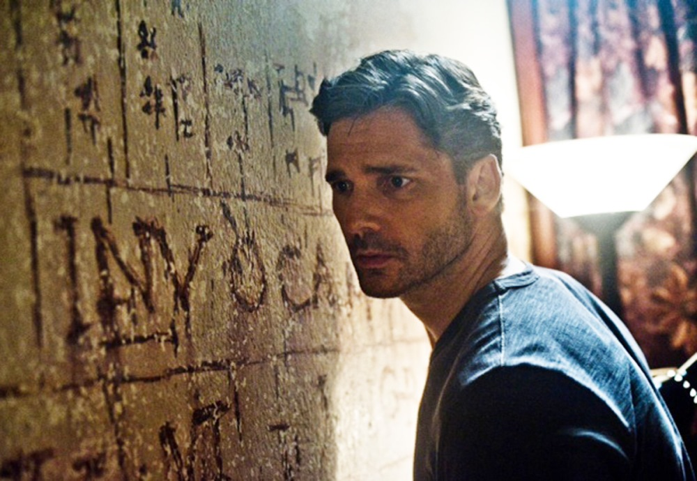 still of Eric Bana in deliver us from evil movie