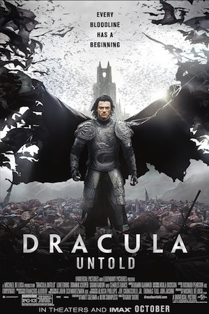 Straight from a movie Dracula Untold