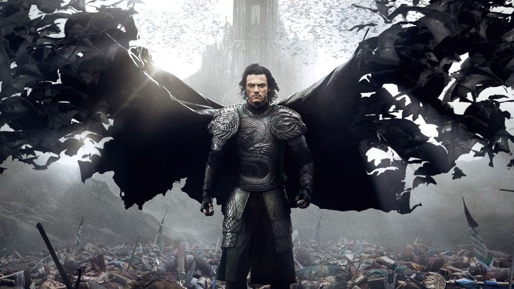 dracula untold movie wallpaper Luke Evans