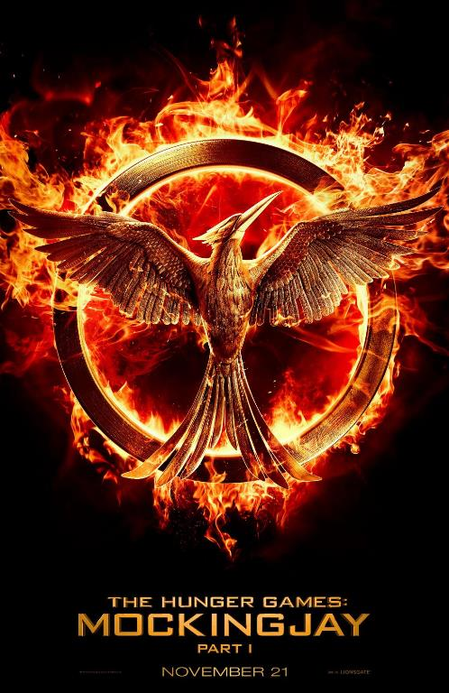 Straight from a movie The Hunger Games Mockingjay