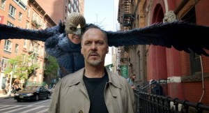 Still of Michael Keaton from Birdman movie wallpaper