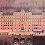 The Grand Budapest Hotel movie wallpaper