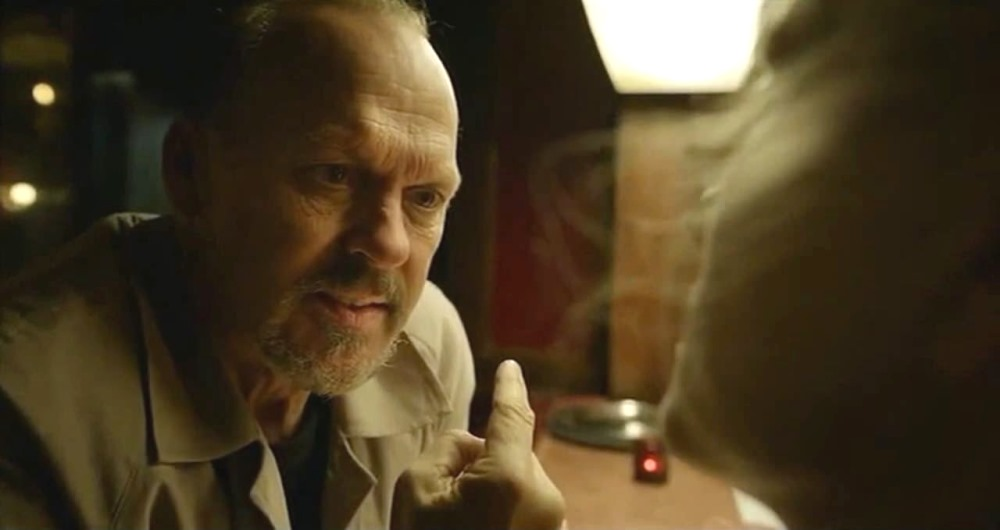 still of michael keaton in birdman movie