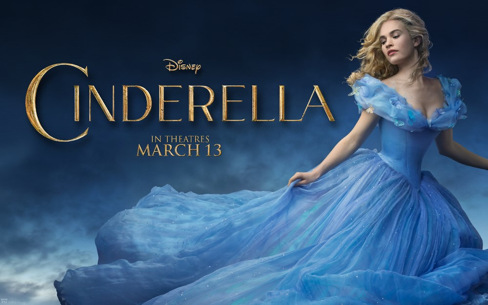 cinderella movie wallpaper