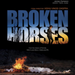 straight from a movie broken horses poster
