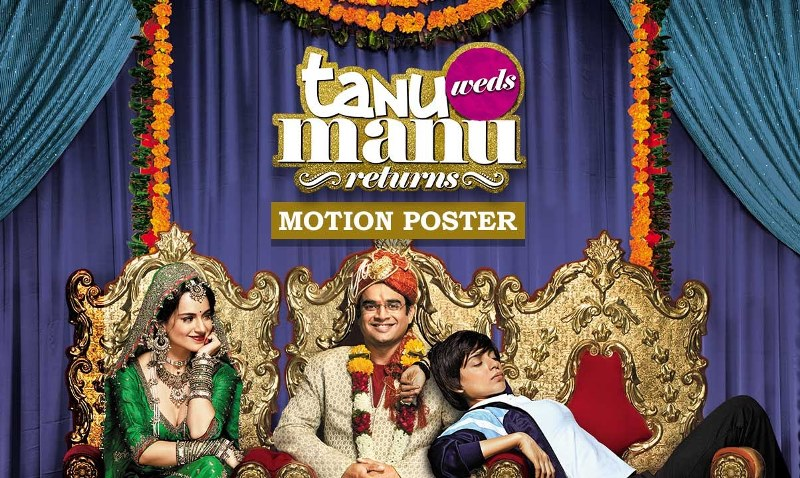 Tanu Weds Manu returns movie wallpaper