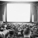 Straight from a movie Cinema