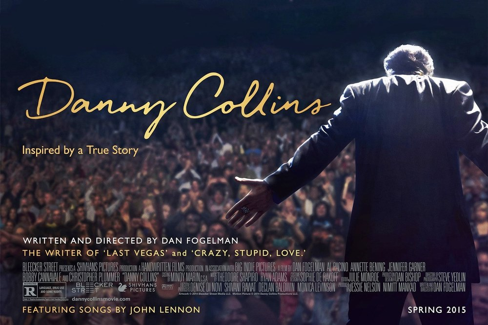 danny collins movie wallpaper
