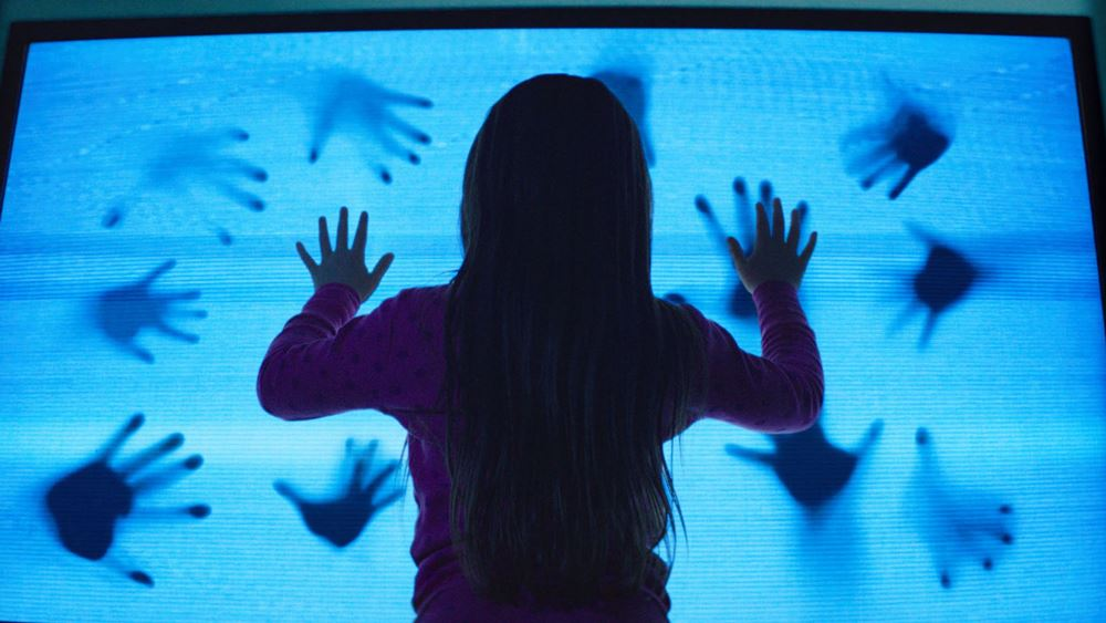 still from poltergeist movie wallpaper
