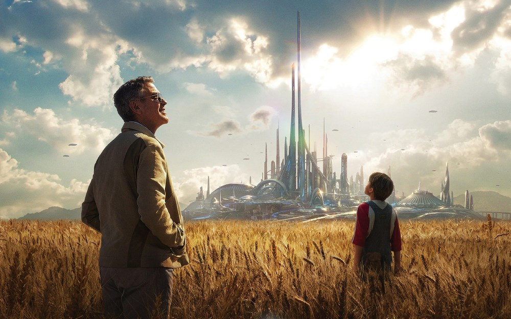tomorrowland movie wallpaper