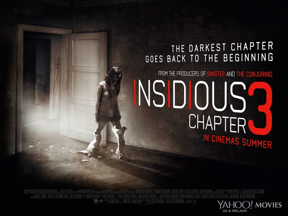 insidious chapter 3 movie wallpaper