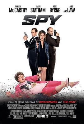 spy movie poster