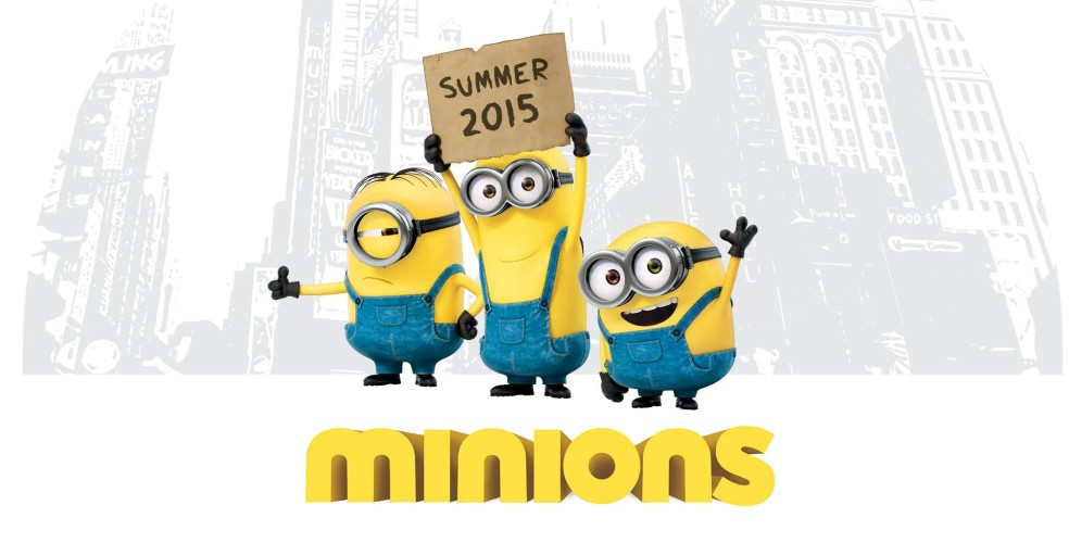 Minions movie wallpaper