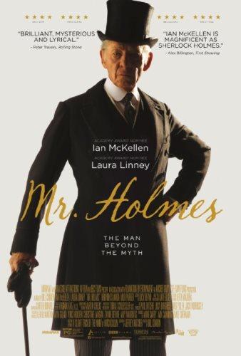 Mr. Holmes movie poster