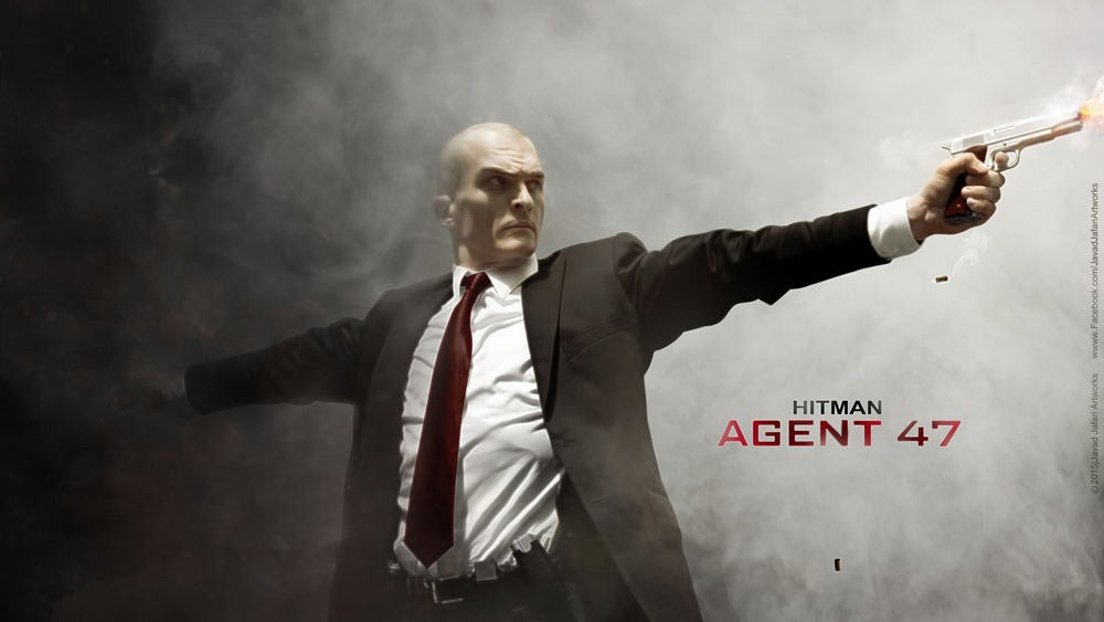 Hitman agent 47 movie wallpaper