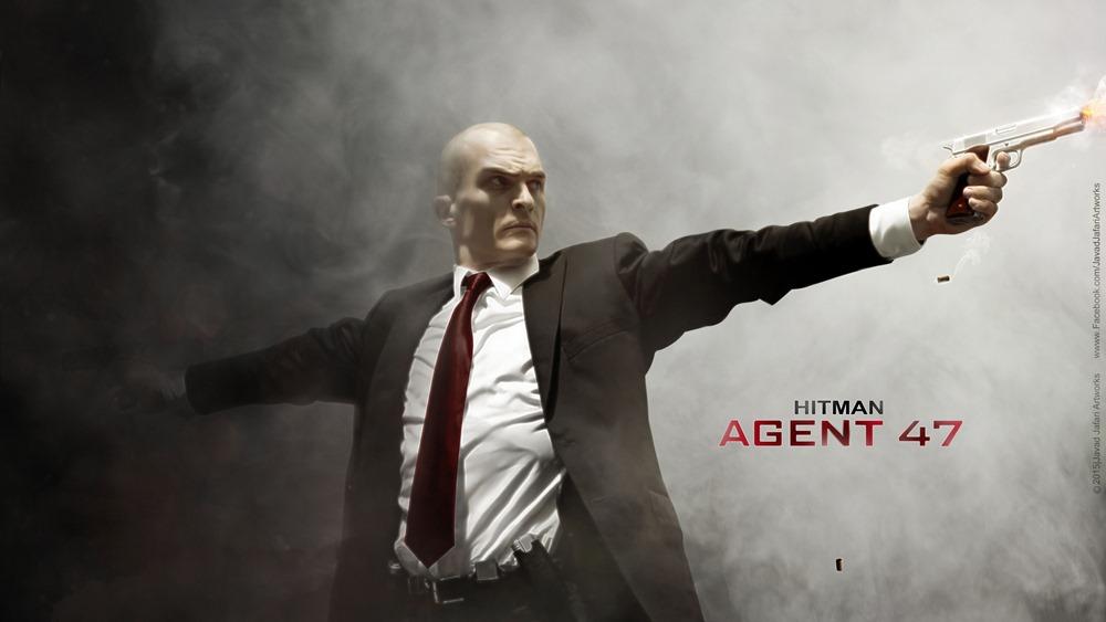 Hitman agent 47 movie wallpaper