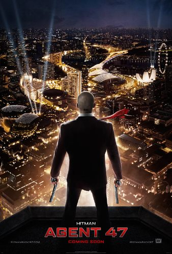 hitman Agent 47 movie poster