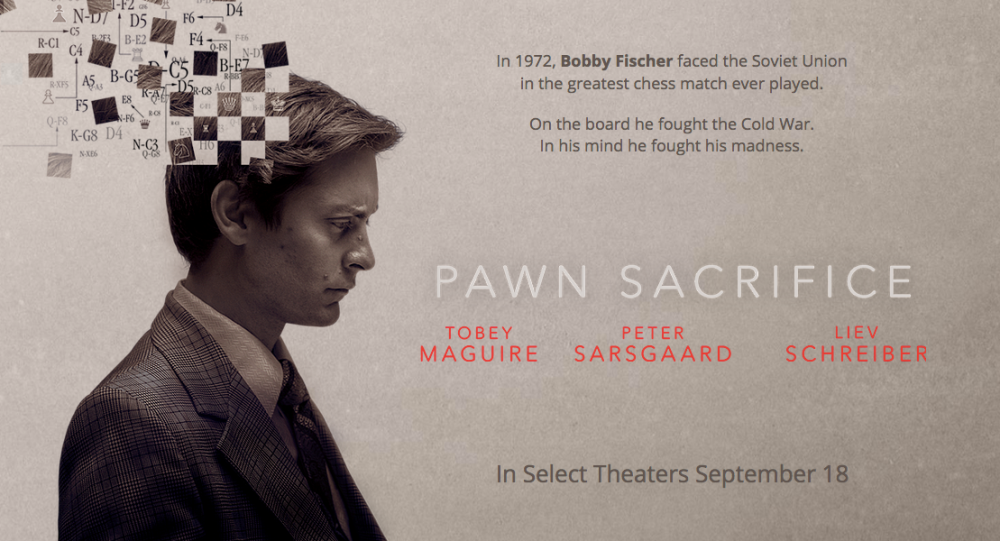 Pawn sacrifice movie wallpaper