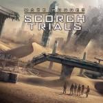 Maze runner: Scorch Trials movie wallpaper