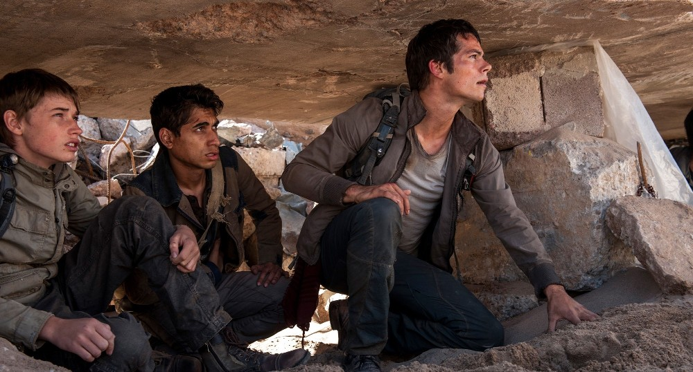 maze runner the scorch trials movie still