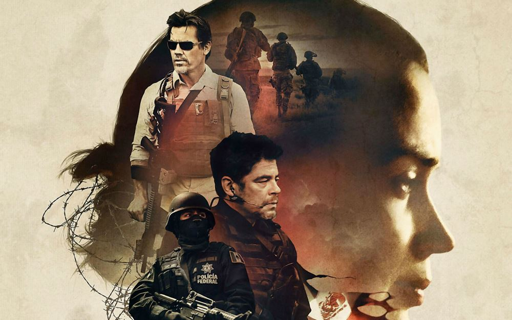 sicario movie wallpaper