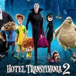 Hotel Transylvania 2 movie wallpaper