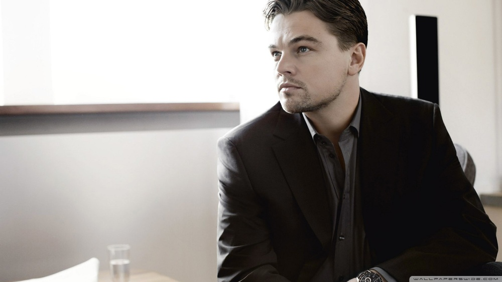 Leonardo DiCaprio Wallpaper top 15 movies of Leonardo DiCaprio