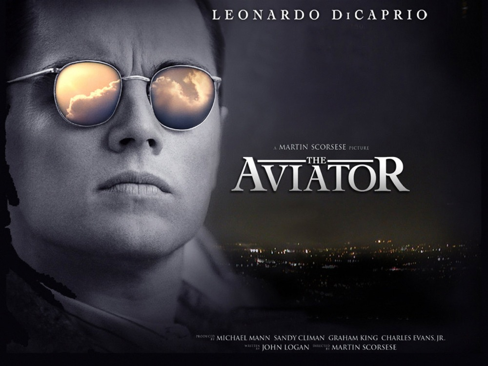 The Aviator movie wallpaper