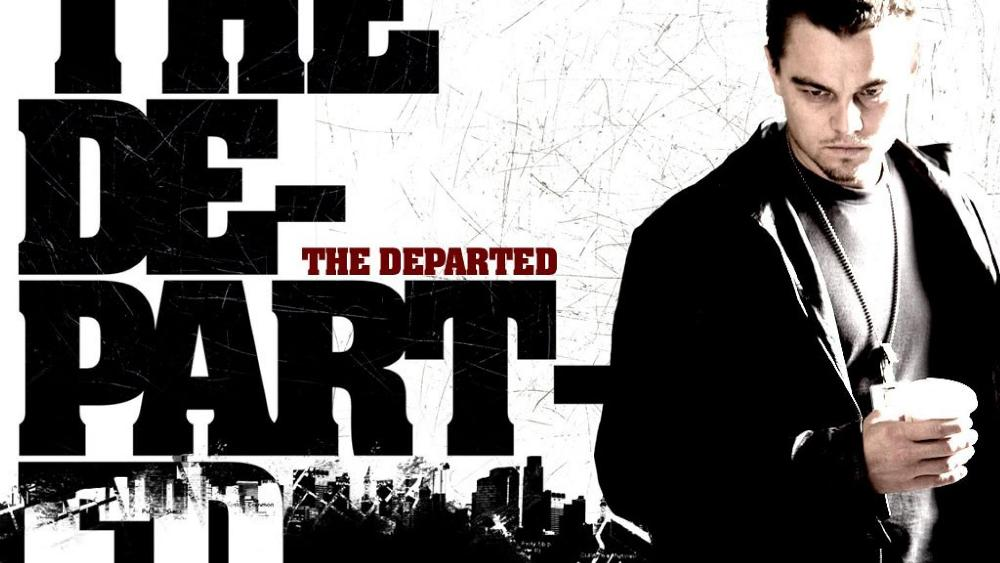 The Departed movie wallpaper