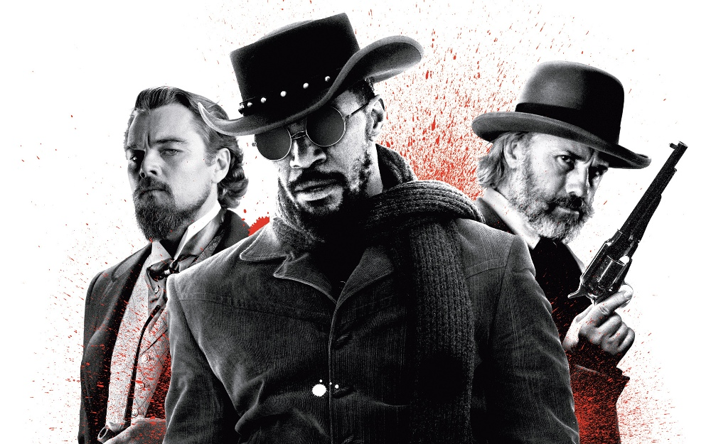 django unchained movie wallpaper