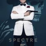 Spectre movie poster 007