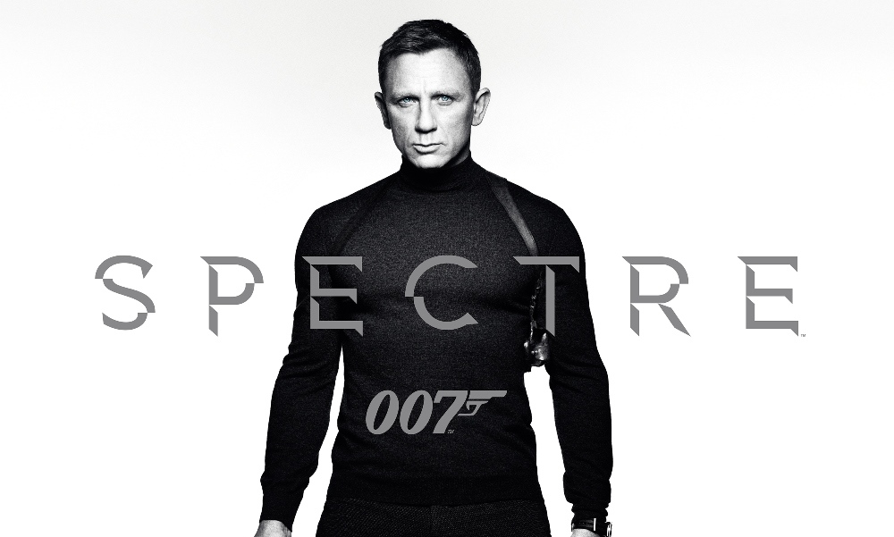 Spectre movie wallpaper