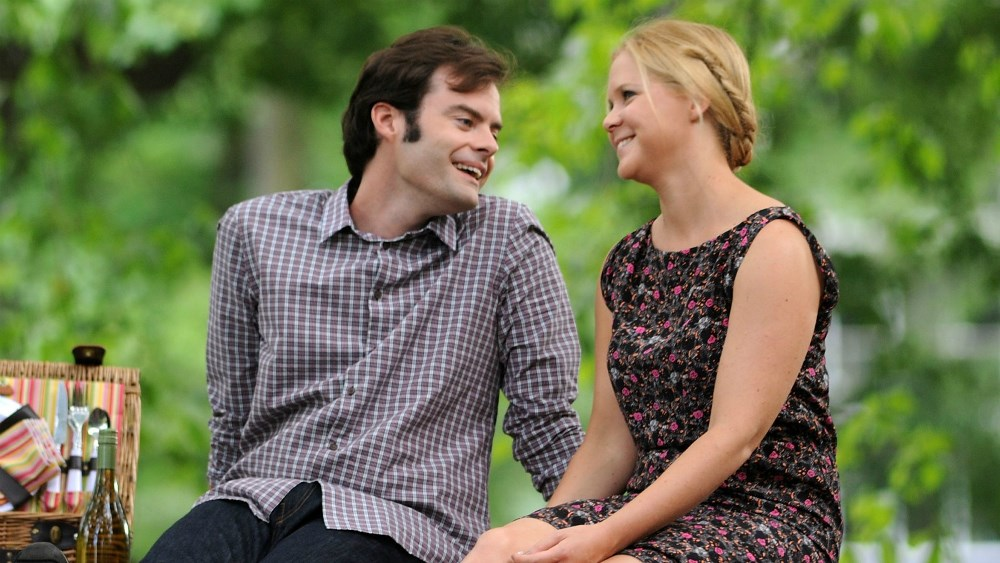 still of Bill Hader and Amy Schumer from trainwreck