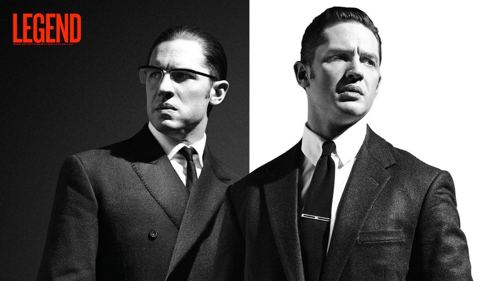 Tom Hardy Legend movie wallpaper