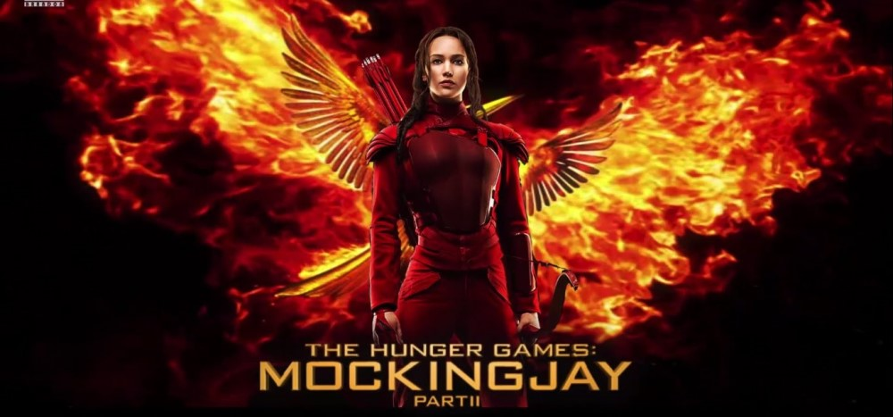 The Hunger Games: Mockingjay part 2 wallpaper